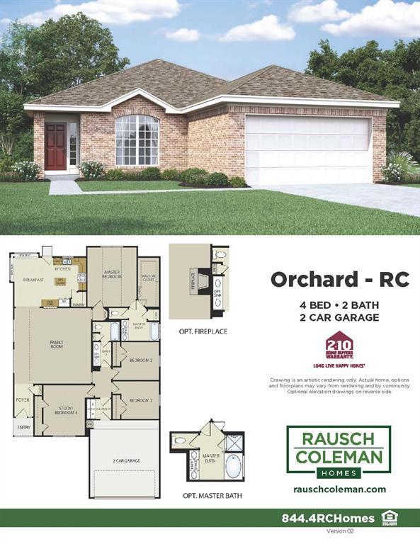 6210 Mason Way, Rosenberg, TX 77471 (MLS #44552209) :: Texas Home Shop Realty
