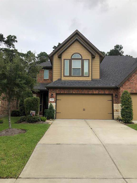 12221 Valley Lodge Parkway, Humble, TX 77346 (MLS #44765066) :: Texas Home Shop Realty