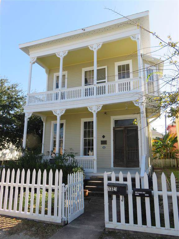 1323 Church Street, Galveston, TX 77550 (MLS #44904250) :: The Sold By Valdez Team