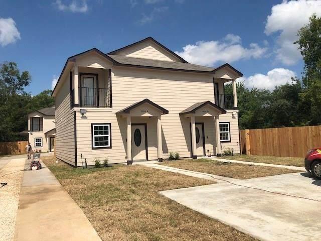 9034 Jutland Road A/B, Houston, TX 77033 (MLS #44936087) :: Lerner Realty Solutions