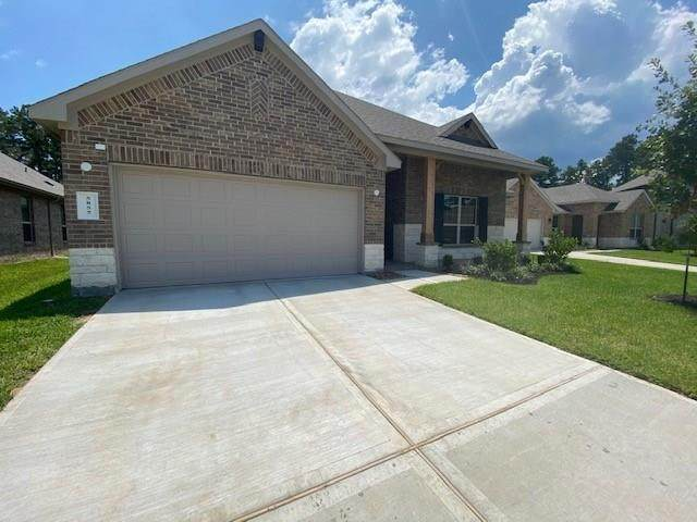 5855 Brimstone Hill Lane, Conroe, TX 77304 (MLS #45052091) :: The Heyl Group at Keller Williams