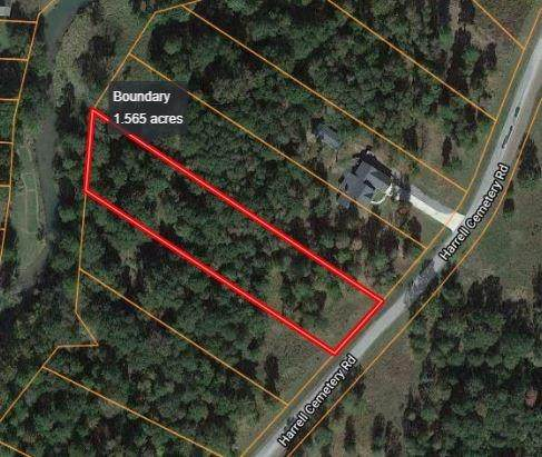 TBD (Lot 10) Harrell Cemetery Road, Coldspring, TX 77331 (MLS #4506349) :: The Freund Group