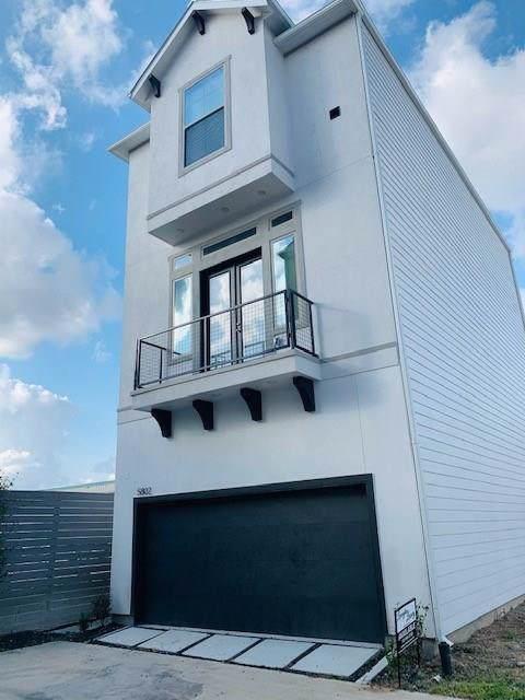 5845 E Post Oak Lane, Houston, TX 77055 (MLS #45209183) :: Texas Home Shop Realty