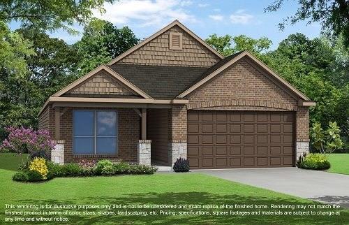 2618 Zephyr Lane, Rosenberg, TX 77471 (MLS #45313834) :: Texas Home Shop Realty