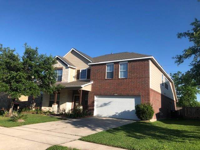 9726 Barr Spring Drive, Humble, TX 77396 (MLS #45358845) :: The Freund Group