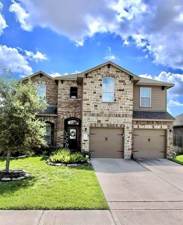 11614 Lantana Reach Drive, Richmond, TX 77406 (MLS #45456515) :: Giorgi Real Estate Group