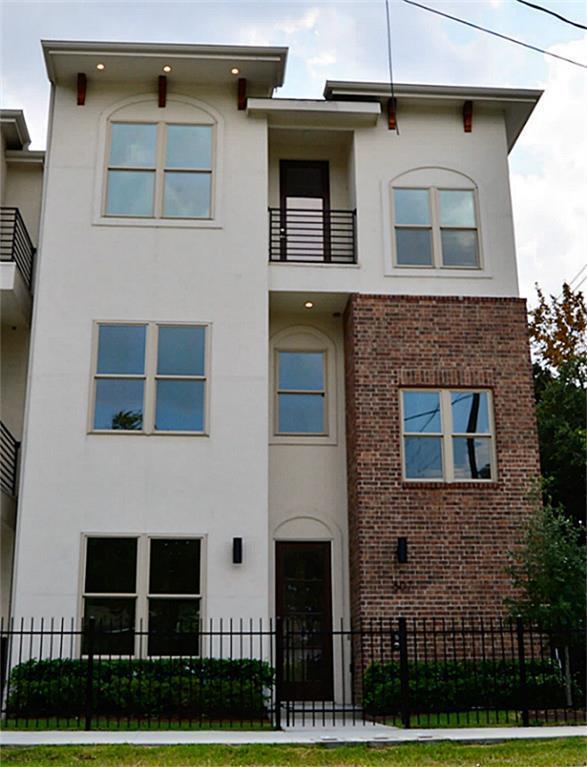 607 Jewett Street, Houston, TX 77009 (MLS #45497276) :: Texas Home Shop Realty