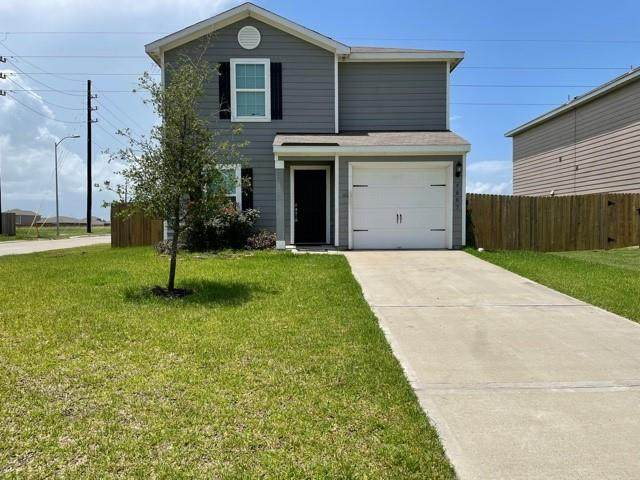 5803 Snapping Turtle Road, Cove, TX 77523 (MLS #45512981) :: The Bly Team