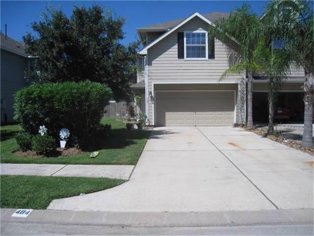 484 Folk Crest Lane Lane, Dickinson, TX 77539 (MLS #45532257) :: TEXdot Realtors, Inc.