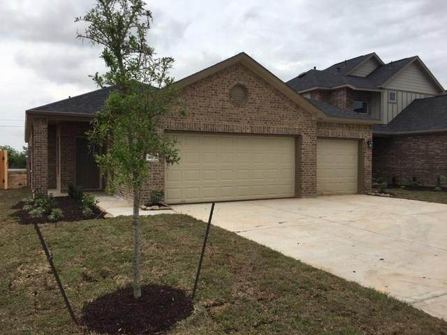 4002 Southall Place, Texas City, TX 77591 (MLS #45563563) :: The SOLD by George Team