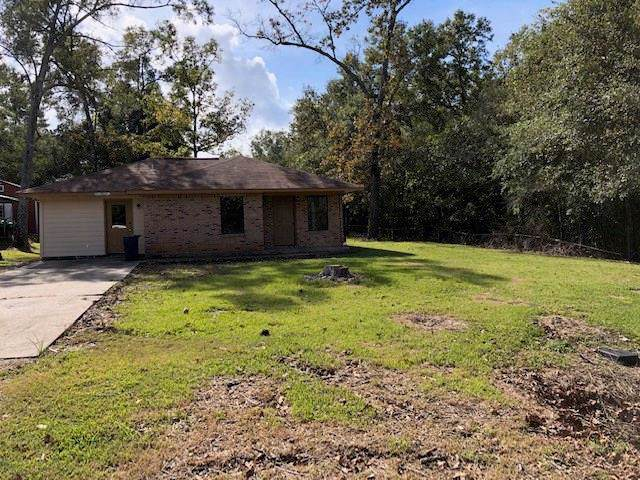 102 Avenue G, Liberty, TX 77575 (MLS #45594920) :: The SOLD by George Team