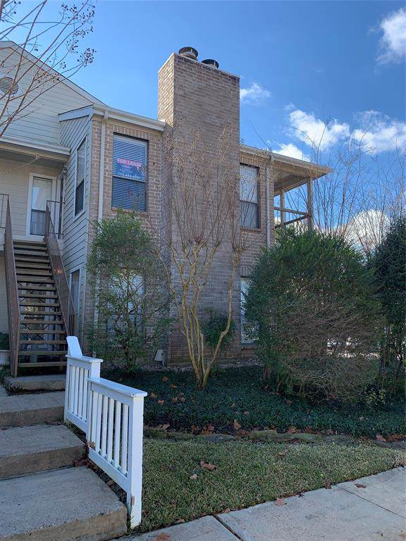 3500 Tangle Brush Drive #166, The Woodlands, TX 77381 (MLS #45687081) :: The Bly Team