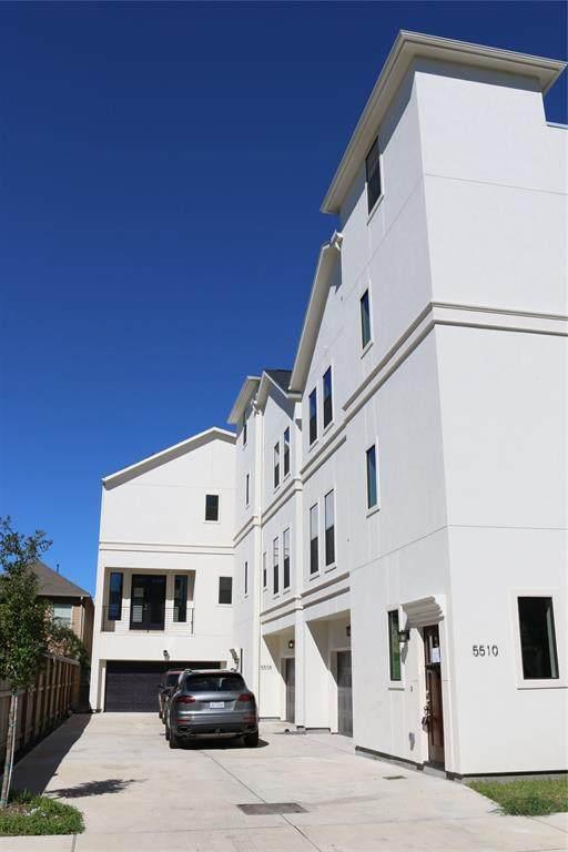 5506 E Petty Street, Houston, TX 77007 (MLS #45736869) :: My BCS Home Real Estate Group