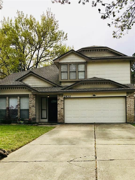 2930 Twin Knolls Drive, Kingwood, TX 77339 (MLS #45823004) :: REMAX Space Center - The Bly Team