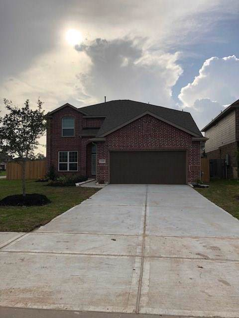 21603 Wistling Staits Drive, Porter, TX 77365 (MLS #45851087) :: Caskey Realty
