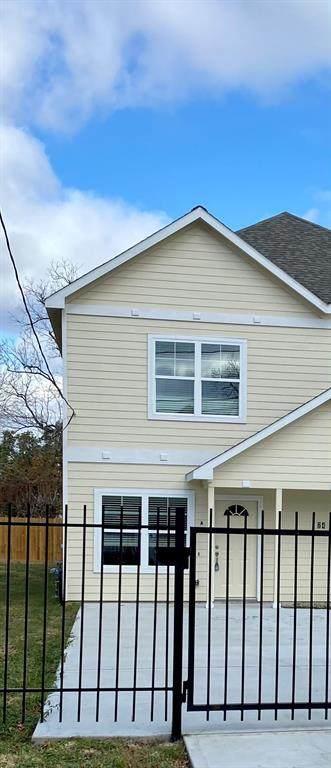 974 Ellington Street A, Houston, TX 77088 (MLS #45936876) :: Lerner Realty Solutions