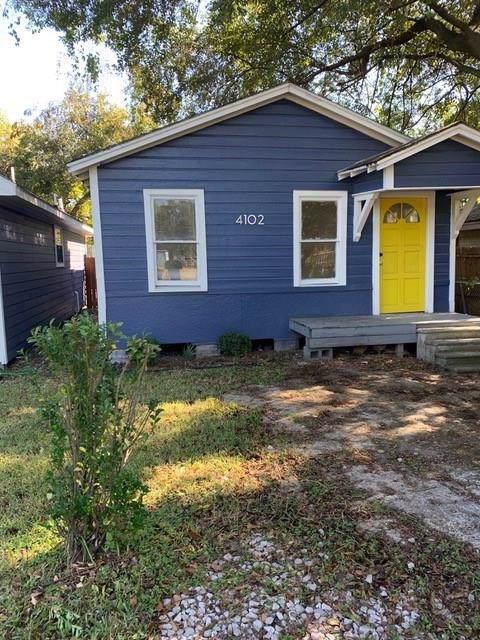 4102 Edison Street, Houston, TX 77009 (MLS #46255649) :: The Heyl Group at Keller Williams