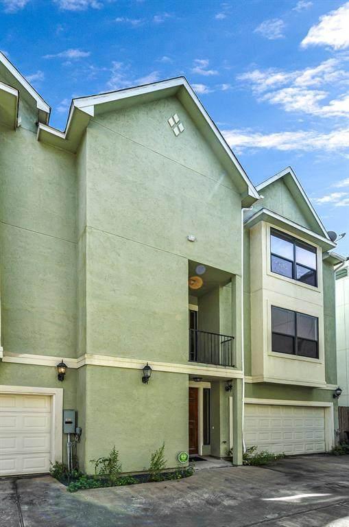 4217 Koehler Street B, Houston, TX 77007 (MLS #46375942) :: Connect Realty