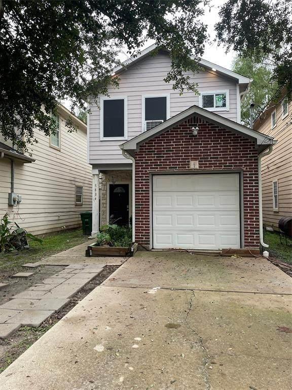 7834 Dyer Street, Houston, TX 77088 (MLS #46615552) :: Michele Harmon Team