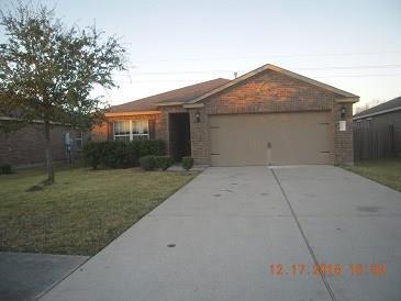 2111 Golden Topaz Drive, Rosharon, TX 77583 (MLS #46687512) :: The Bly Team