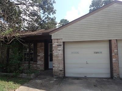 505 Hildred Avenue, Conroe, TX 77303 (MLS #46928781) :: The Collective Realty Group