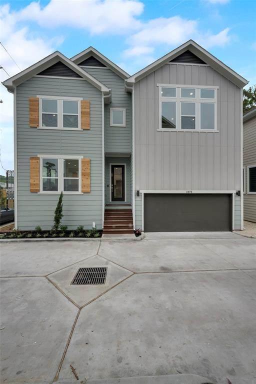 3364 Pinemont Drive, Houston, TX 77018 (MLS #46946003) :: The Property Guys