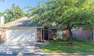 3323 Candlepine Drive, Spring, TX 77388 (MLS #46970229) :: The Heyl Group at Keller Williams