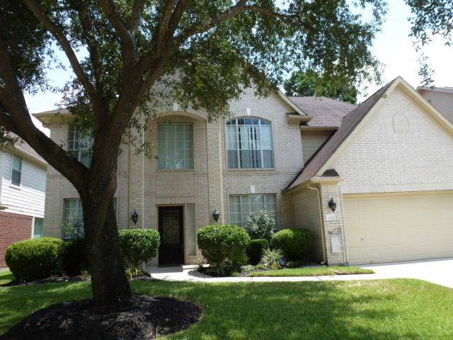 2118 Laurel Forest Way, Houston, TX 77014 (MLS #46997858) :: The Heyl Group at Keller Williams