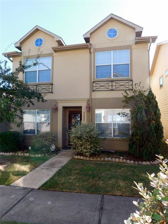 3423 Clearview Circle, Houston, TX 77025 (MLS #4703497) :: The Queen Team