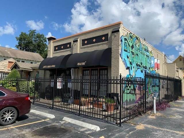 721 E 11th Street, Houston, TX 77008 (MLS #47049975) :: Green Residential