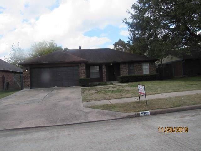 5506 Roserock Lane, Spring, TX 77379 (MLS #47368058) :: Texas Home Shop Realty