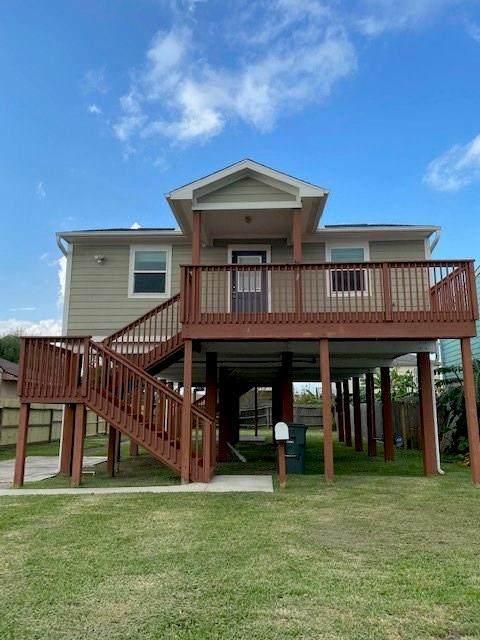 5718 Lafitte, Galveston, TX 77551 (MLS #47385639) :: Texas Home Shop Realty