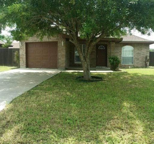 3416 Minnie Lane, Edinburg, TX 78542 (MLS #47392390) :: Bray Real Estate Group