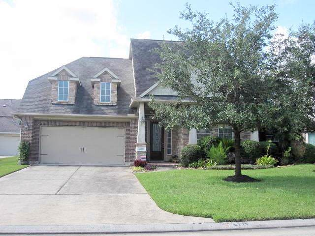 6711 Brock Meadow Drive, Spring, TX 77389 (MLS #47459745) :: The SOLD by George Team