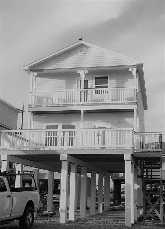 143 West Palm Street, Surfside Beach, TX 77541 (MLS #47510350) :: Texas Home Shop Realty