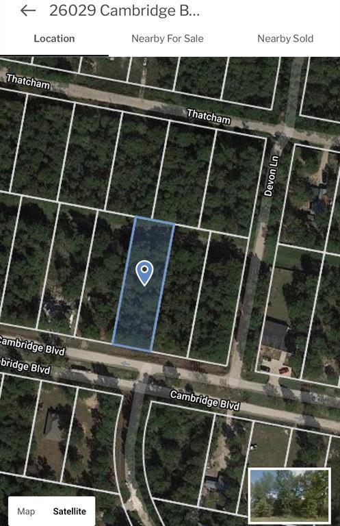 26029 Cambridge Boulevard, New Caney, TX 77357 (MLS #48176835) :: Texas Home Shop Realty