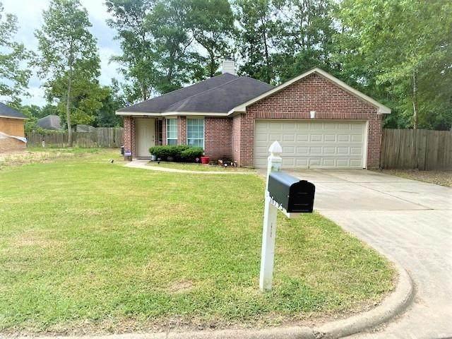 16795 Cottonwood Lane, Splendora, TX 77372 (MLS #4832687) :: Homemax Properties