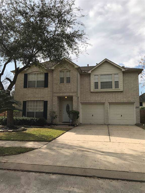 2208 Day Drive, Pearland, TX 77584 (MLS #48437415) :: The SOLD by George Team