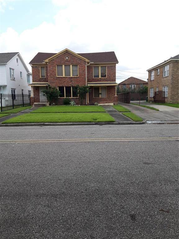 2905 Cleburne Street, Houston, TX 77004 (MLS #48475799) :: The Wendy Sherman Team
