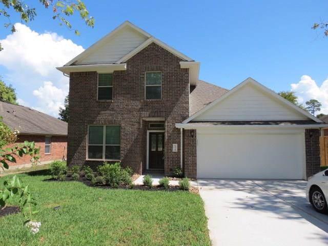 13518 Raintree Drive, Montgomery, TX 77356 (MLS #48486977) :: The Home Branch