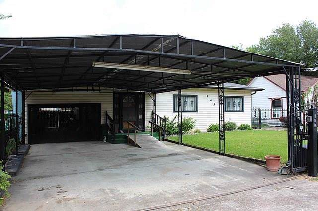 145 De Haven Street, Houston, TX 77029 (MLS #48547197) :: Ellison Real Estate Team