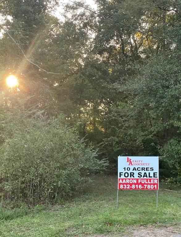0 Morton Drive, Splendora, TX 77372 (MLS #4858862) :: Homemax Properties
