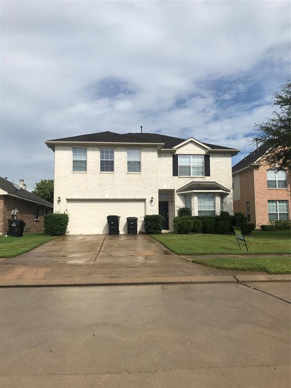 814 La Hacienda Drive, Richmond, TX 77406 (MLS #4861355) :: The SOLD by George Team