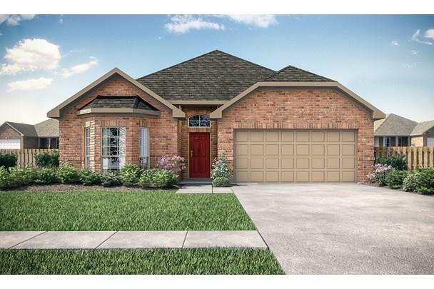 3618 Worley Drive, Missouri City, TX 77459 (MLS #48774044) :: Texas Home Shop Realty