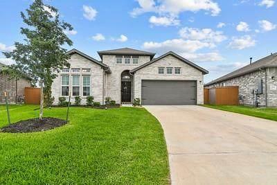 2406 Bridge Haven Drive, Santa Fe, TX 77568 (MLS #48875598) :: Caskey Realty
