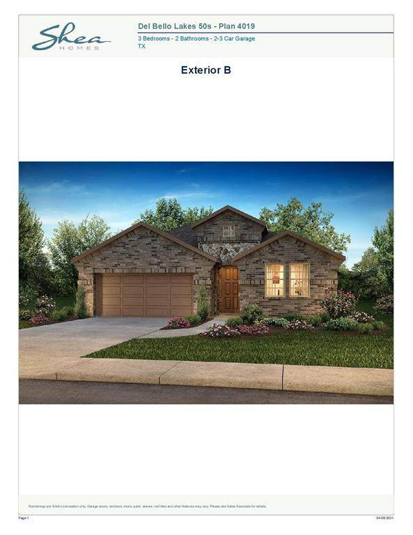4314 Millers Creek Lane, Manvel, TX 77578 (MLS #48884083) :: Ellison Real Estate Team