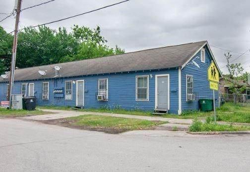 303 65th Street Street #4, Houston, TX 77011 (MLS #4904369) :: Texas Home Shop Realty