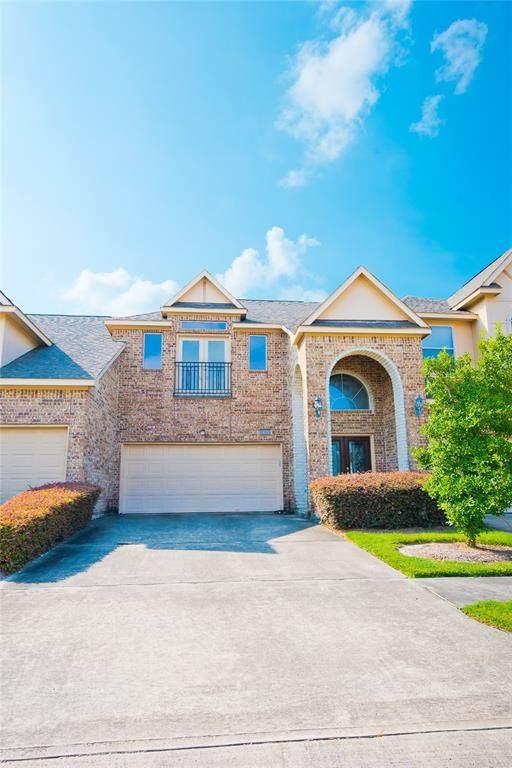 1910 Jara Court, Spring, TX 77388 (MLS #49089002) :: My BCS Home Real Estate Group