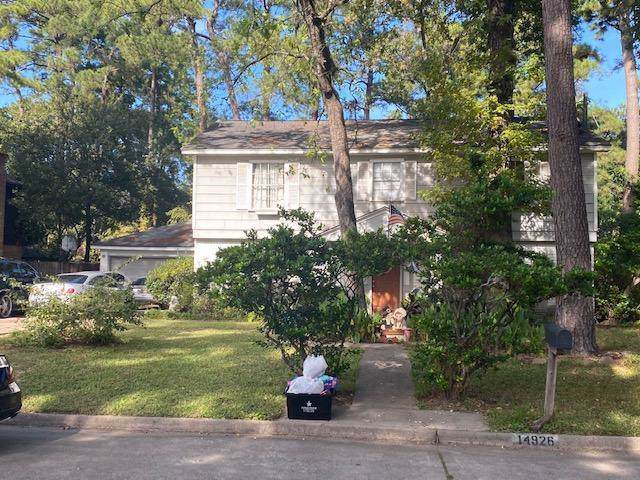 14926 Parkville Drive, Houston, TX 77068 (MLS #49241469) :: Texas Home Shop Realty