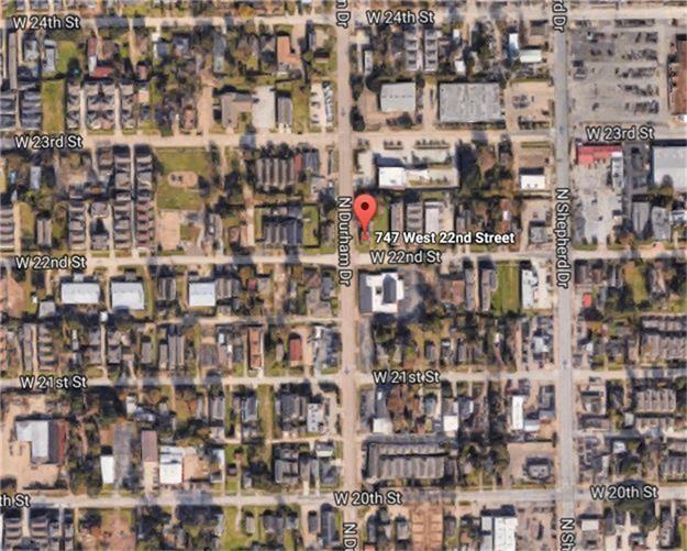 747 W 22nd Street, Houston, TX 77008 (MLS #49468119) :: Christy Buck Team